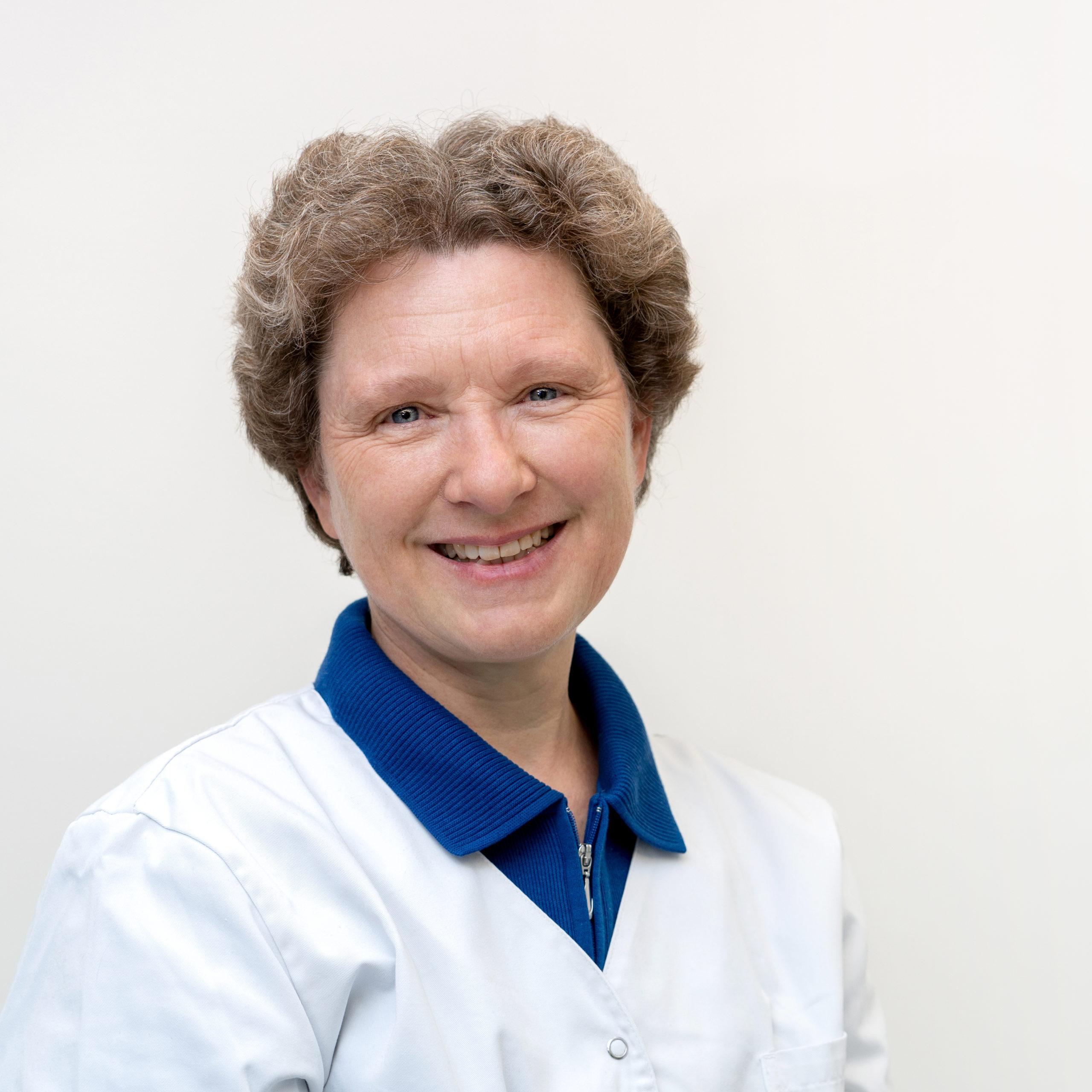 Dr. Leu, Daniela Porträtfoto